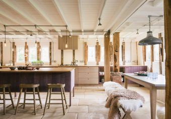 The Sebastian Cox Kitchen by deVOL is crowned Kitchen Design of the Year 2017!