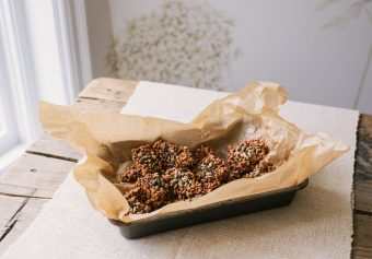 Sophie's Bakes: Nutty Chocolate Crispies
