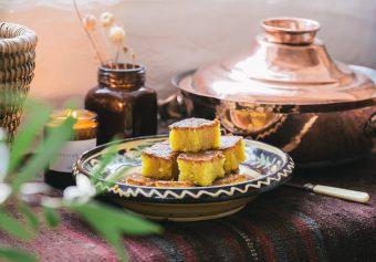 Sophie's Bakes: Moroccan Orange Cake