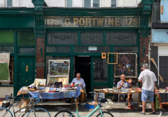 Exploring Portobello and Golborne Road
