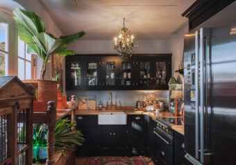 Three very special deVOL Kitchens in St. Barth