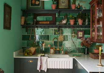 For The Love Of Kitchens - Big Dreams For A Small Kitchen