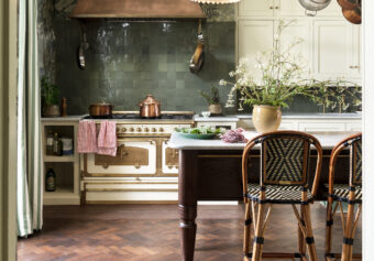 For The Love Of Kitchens - A Kitchen Fit For A Castle