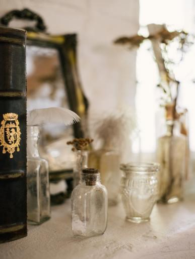 Victorian Medicine Bottles
