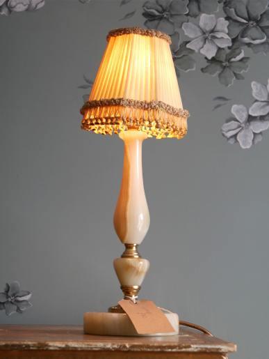 Little Onyx Lamp