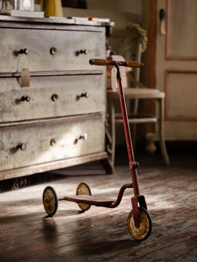 Childs Vintage Scooter