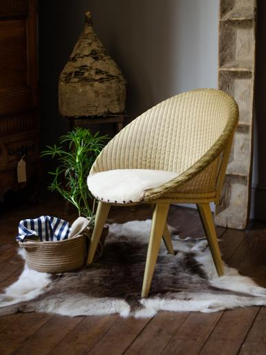 Small Woven Chair