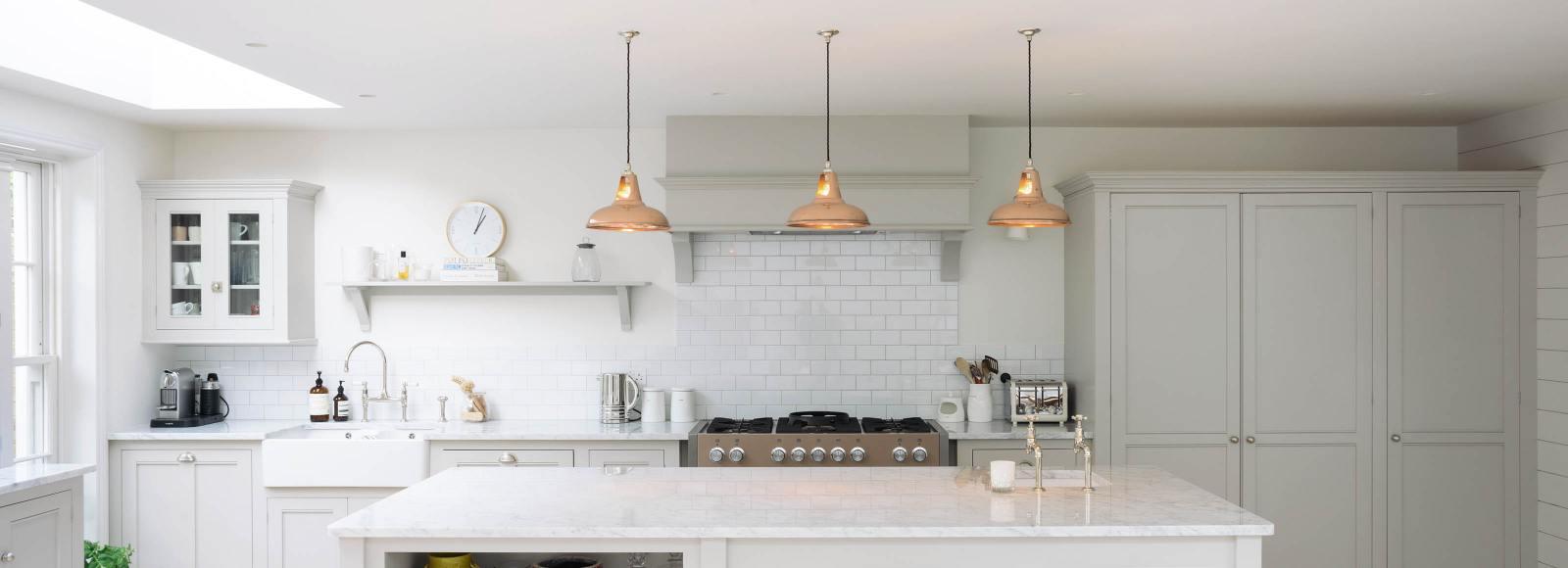Clapham Shaker Kitchen: Shaker Kitchens, Classic Bespoke Kitchens