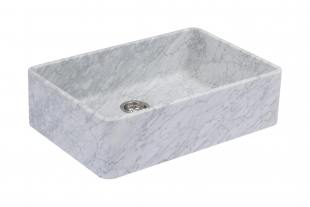 Milano Penthouse 31 1/2'' Single Marble Sink photo 1 thumbnail