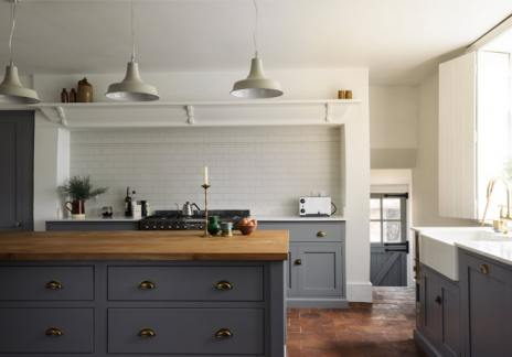 The Cheshire Townhouse Kitchen