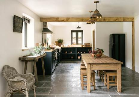 The Leicestershire Kitchen in the Woods