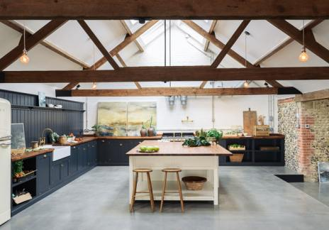 The Cattle Shed Shaker Kitchen