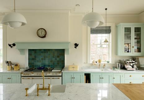 The York Townhouse Kitchen