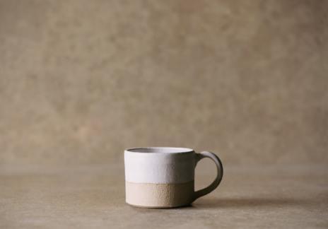 White Espresso Cup
