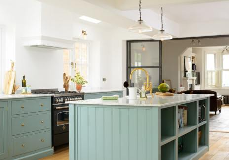 The Trinity Blue Kitchen (aka St Albans)