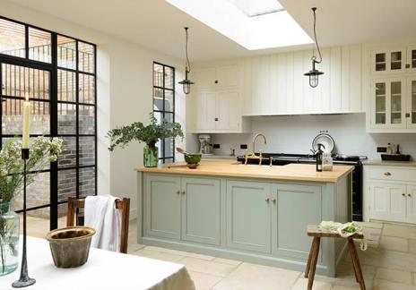 The Islington N1 Kitchen