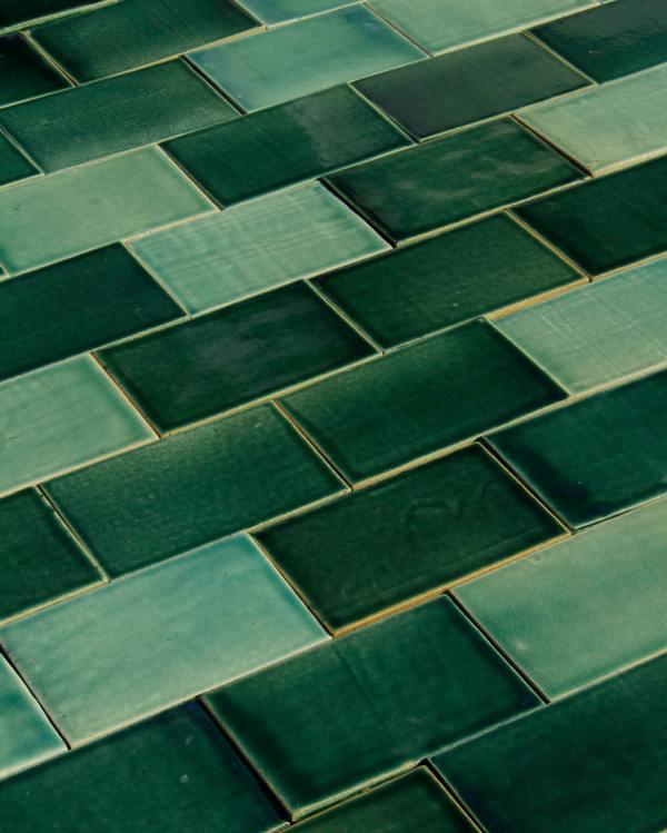 Emerald Green London Tiles