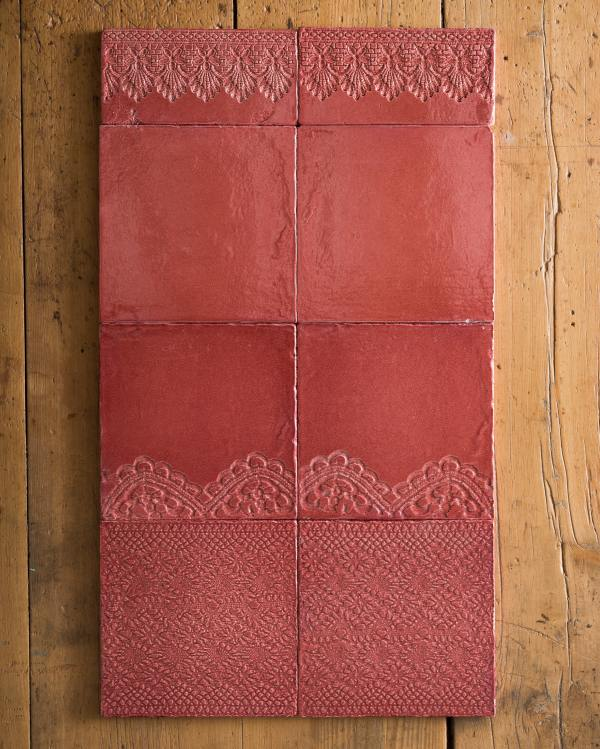 Rose Lace Market Tiles