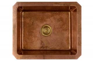 Copper Single Sink